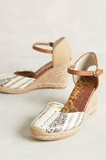 NIB Anthropologie Sam Edelman Harmony Wedges Sz 8.5 Size New Shoes