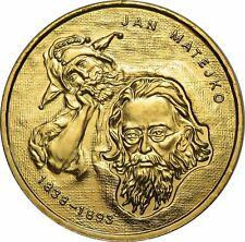 2 zl 2002 - Polen - Jan Matejko - Maler