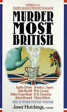 Murder Most British: Stories from Ellery Queen's Mystery Magazine (Dead Letter
