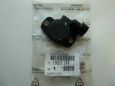 GENUINE PEUGEOT 106 205 306 406 THROTTLE POSITION SENSOR POTENTIOMETER 19201H