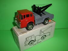 DEN'S TOWING Earlville, IA 1966 FORD WRECKER TOW TRUCK MODEL REPLICA DIECAST
