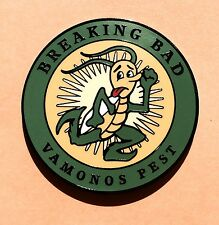 AMC WALTER WHITE BREAKING BAD CHALLENGE COIN VAMANOS PEST COIN FREE SHIP 2014