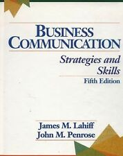 Business Communication: Strategies and Skills