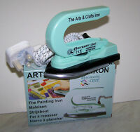 Encaustic Wax Art Iron - New - Guaranteed for at least 12 months
