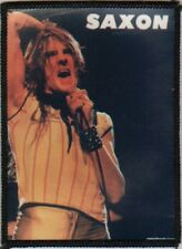 SAXON BIFF BYFORD  SEW ON VINTAGE PHOTO PATCH