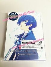 [NEW] Persona 3 - #1 Spring of Birth [Limited Edtion] Blu-ray