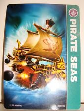 CARTE CARD FIGURINE SKYLANDERS - PIRATE SEAS