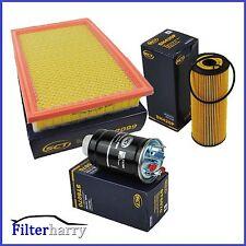 Luftfilter Ölfilter Kraftstofffilter Filtersatz VW Sharan Seat Alhambra 1,9TDI
