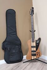 2011 Epiphone Thunderbird Pro-IV Bass Natural Oil (Gig Bag)
