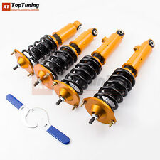 Coilover Suspension Kit for Mazda Miata MX5 MX-5 NA MK1 NB MK2 90-98 Struts New