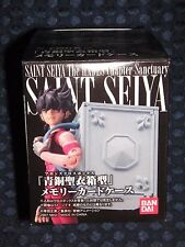 RARE Saint Seiya Bronze Cloth Box PS2 Memory SD Card Case Myth BANDAI JAPAN F/S