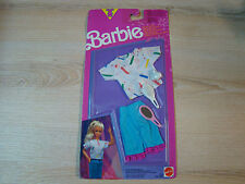 BARBIE VINTAGE - HABIT DE NUIT/DREAM WEAR - REF: 7074 - MATTEL 1991 - NEUF -