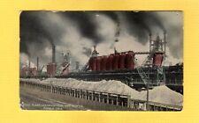 Pueblo,CO Colorado Steel Plant Colorado Fuel and Iron Co used 1915
