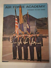 1964 AIR FORCE ACADEMY BOOKLET - TUB BN-2