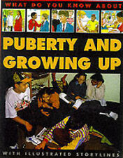 Myers, Steve, Sanders, Pete What Do You Know About Puberty and Growing Up? Very