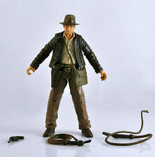 "Indiana Jones Raiders of the Lost Ark action 3.75"" figure loose Collection ZX218"