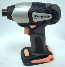 Panasonic New Genuine EY7206 12 Volt Impact Driver 12V Replaces EY7201 EY6506
