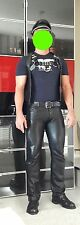 RoB Men's soft sheep leather pants, Size 31-32, used in great condition.