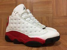 RARE�� Nike Air Jordan XIII OG 1997 Cherry Red White Black Sz 10 136002-101 VNTG