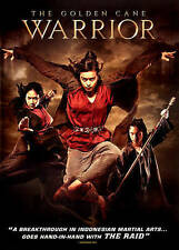 The Golden Cane Warrior (DVD, 2015) USED VERY GOOD DVD