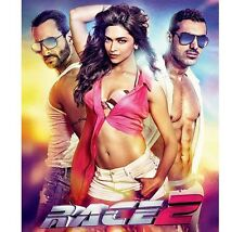 Race 2 (2013) - Saif Ali Khan, Deepika Padukone - bollywood hindi movie dvd