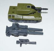 Brawl Bruticus METAL * Complete G1 Transformers Leopard 1 Tank Action Figure