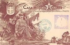 2559) TURATE (COMO) CASA MILITARE UMBERTO I. ILL. CAMPI.