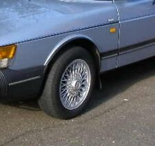 SAAB 900 AERO SPG T16S CONVERTIBLE WHEELARCH TRIM - BRAND NEW ANY CORNER