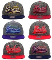 Mitchell & Ness Authentic NBA Tailsweep Elephant Adjustable Fit Snapback Hat Cap