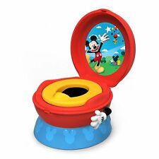 Mickey Mouse Potty System toilet training toddler baby