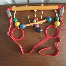 Cradle Gym Vintage Crib Toy Right-Time Toy, Childhood Interests, Inc. New Jersey