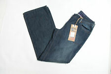 P445/40 Mantaray Women's Boyfriend Blue Cotton Jeans, size 10 , Euro 38 W30 L31