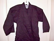 New Karate Gi pants and Karate Jacket Black size 5
