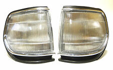 Toyota Land Cruiser HDJ 80 Chrom Blinker Eck Lichter PAAR (LINKS + RECHTS)
