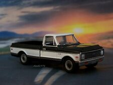 1971 71 CHEVY CHEYENNE TRUCK 1/64 SCALE MODEL COLLECTIBLE DIORAMA OR DISPLAY