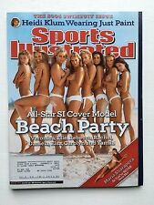 Sports Illustrated 2006 Swimsuit Edition All-Star models cover NM-MT