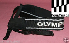 "Genuine Original Olympus shoulder / neck strap / belt,  with logo ""Four Thirds"""