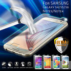 2Pcs 9H+ Premium Tempered Glass Film Screen Protector Cover For Samsung Galaxy