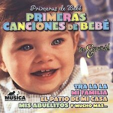 NEW - Primera De Bebe: Primeras Canciones De Bebe by Various Artists