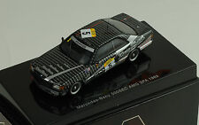 Mercedes-Benz W126 500 SEC AMG black Spa 1989 Heyer  Autoart 1:43