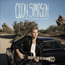 Cody Simpson-The Acoustic Sessions (CD 2013) ss