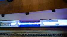STAR WARS Jedi Mace Windu MASTER REPLICAS Force FX Lightsaber - AUTHENTIC