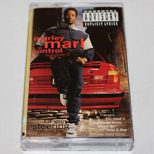 Marley Marl In Control Vol II Cassette Tape Hip Hop Rap Juice Crew Kevy Kev Ak B