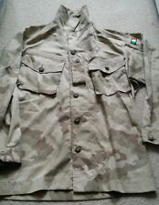 Rare Irish IDF Army Desert Shirt DPM ( Afgan )