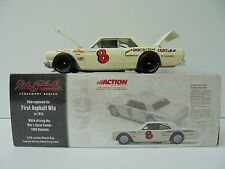 Dale Earnhardt 64 Chevelle #8 Docs Cycle Center Action Nascar Diecast Collectibl
