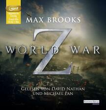 Brooks, Max - World War Z: Operation Zombie - CD