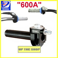 Venhill 600A fast action throttle, twist grip, Speedway, track & road, not 500A