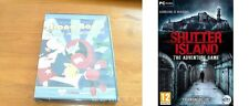 strong bods cool game for attractive people & shutter island    new&sealed