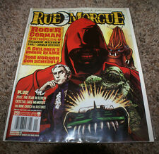 Rue Morgue Magazine #53 JAN 2006 HTF OOP ROGER CORMAN 2005 YEAR IN REVIEW