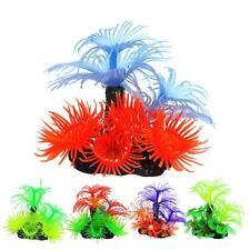 Artificial Fish Tank Ornament Accessories Coral Plant Animal Aquarium Decoration